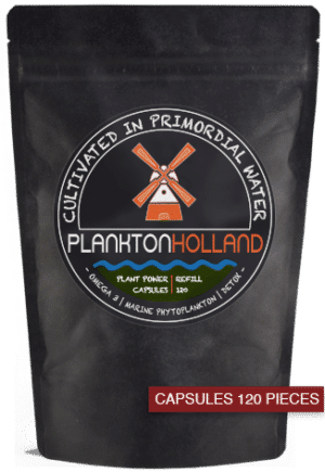 plankton kapseln 120 stück nachfüllung Verpackung planktonholland