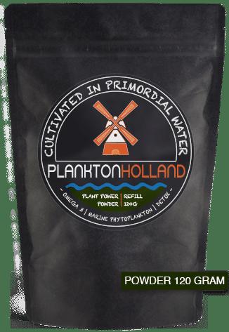 plankton Pulver 120 gramn extra nachfüllung